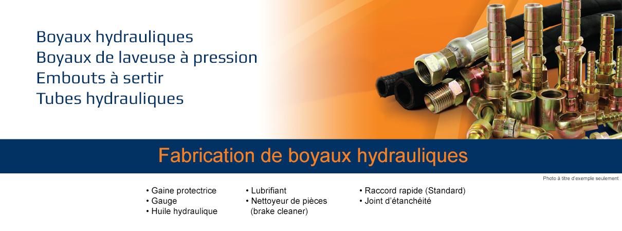 Boyau hydraulique