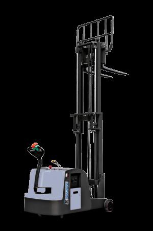 Gerbeur contrebalancé, 3000lbs de capacité, électrique AC avec direction assistée électrique Stärke LiftMaxx
