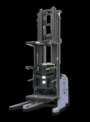 Préparateur de commandes électriques AC, Stärke Lift Maxx est munis d'une conduite assistée électrique
