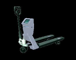 Transpalette manuel avec balance Stärke Pallet Boss d'une capacité de 4400lbs