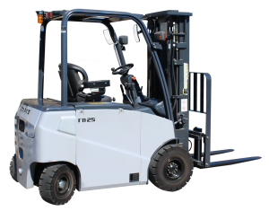 """Chariots élévateurs électriques contrebalancés Stärke Energy, 3 et 4 roues avec système """"AC"""""""